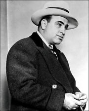 Scarface Al Capone #7 Photo 8X10 - Chicago Mafia Mobster  Buy Any 2 Get 1 FREE