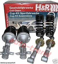 H&R Cup-Kit Sportfahrwerk 35/35mm VW Golf 4, Bora Limosine