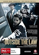 Outside The Law (DVD, 2012)  Brand New & Sealed