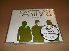 """FASTBALL """" LOU-EE , LOU-EE """" PROMO CD SINGLE EXCELLENT 2004"""