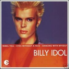 BILLY IDOL - THE ESSENTIAL CD ~ REBEL YELL~WHITE WEDDING ~ 80's PUNK POP *NEW*