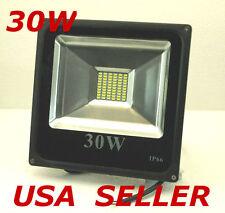 12V DC  30W Cool White LED FloodLight Wall WashLight Wash Light