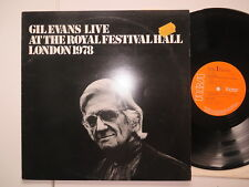 Gil Evans -- Live at the Festival Hall 1978 --- UK RCA VINILE: MINT/COVER: excellent