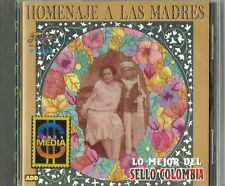 Homenaje A Las Madres  Latin Music CD New