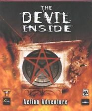 The Devil Inside  RARE 1st/3rd person action shooter for PC   New in Retail Box
