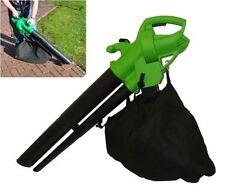 Heavy Duty 2600W Electric Garden Leaf Grass Hedge Blower Hoover Vacuum Vac