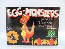 Egg Monster - I Mostruovi - T-Rex - Bandai 1985