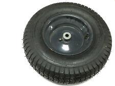 "16""x 6.50-8 EXTRA WIDE Tyre Wheel for Wheelbarrow Wheel with 16mm Center Hole -"