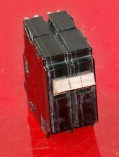 Ch230 Cutler Hammer 30 amp 240 volt 2 pole plug on breaker (cut front)