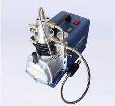 220V PCP 300bar 4500psi Electric Air Pump High Pressure Paintball Air Compressor