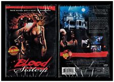 Blood Sisters (Brand New DVD, 2004) - Rare, Out Of Print DVD