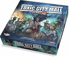 GDT Boardgame - Zombicide Toxic City Mall - Asterion - ITALIANO NUOVO