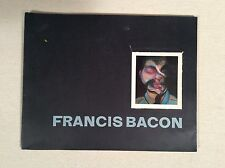 Francis Bacon: Recent Paintings 1968-1974 Metropolitan Museum Of Art Monograph