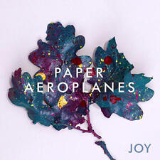 Paper Aeroplanes - Joy LP SEALED NEW + DOWNLOAD Welsh emo-folk, Sarah Howells