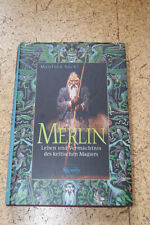 Merlin - Leben und Vermächtnisdes keltischen Magiers Gebundene Ausgabe – 2000