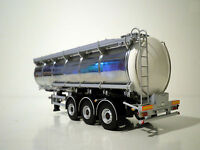 TANKER LIQUID TRAILER 3 AXLE-WSI MODEL TRUCK-1:50