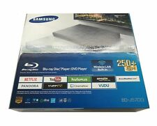 Openbox new Samsung BD-J5700 Curved Blu-ray Player with Wi-Fi (2015 Model)