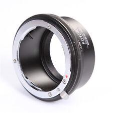 Nikon F Lens To Sony E-Mount Camera Adapter NEX A6000 A5000 A7 A7RIII A7RII A9