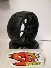 Gomme SP Racing 2018 1:8 rally GT R4 medie 1 treno