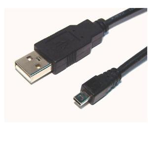 12 pin cb-usb5 cb-usb6 cb-usb8 USB data charger cable for Olympus Digital camera