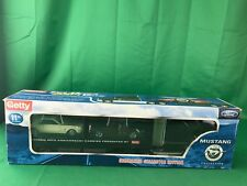 GETTY FORD MUSTANG 2004 CARRIER 40TH ANNIVERSARY LIMITED EDITION