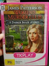 James Patterson - Women's Murder Club - Darker Shade of Grey - PC GAME-FREE POST