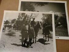 1932 The Vanishing Frontier JOHNNY MACK BROWN Original Vintage Scene Photo #241