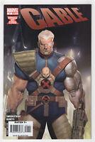 Cable #1 (May 2008, Marvel) [Hope, Bishop] Duane Swierczynski Ariel Olivetti Qo