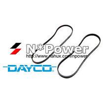 DAYCO DRIVE FAN BELT SET FOR BMW 520i 10.1991-01.1992 2.0L E34  M50B20