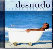 MARCOS LLUNAS - DESNUDO - CD  (USED CD VERY GOOD CONDITION)
