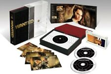 WANTED (SE BUSCA) LIMITED EDITION COLLECTOR´S SET (Blu-Ray + DVD)