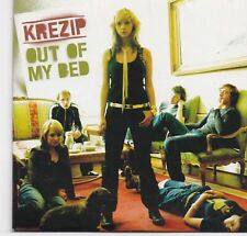 Krezip-Out Of My Bed cd single