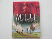 MILLE VISAGES T1 EO2001 BE/TBE LONDON/DAKOTA EDITION ORIGINALE