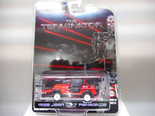 JEEP CJ7 RENEGADE 1983 THE TERMINATOR TV & HOLLYWOOD S21 GREENLIGHT 1/64
