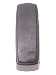 Bumper Molding Guard Horn 81-84 VW Rabbit / Pickup MK1 ~ Genuine . 175 807 155 B