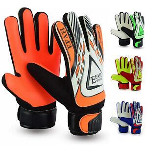EFAH Football Goalkeeper Goalie Soccer Gloves Kids Children Adult Premier League