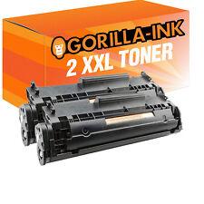 2 TONER CARTUCCE XXL per Canon i-SENSYS mf4150 mf4350d mf4370dn mf4380dn fx-10
