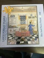 """Mother's Helper"" Large Format BITS & PIECES Puzzle 300 pieces jigsaw NEW"