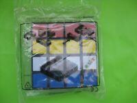 Jeu de patience - Casse-tête - Rubik's - 9 x 9 x 2 cm - Mc Donald's 2020