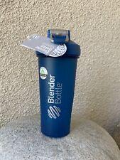 Blender Bottle 28oz.  Midnight Blue