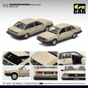 Era Car 1:64 Diecast car 15 Volkswagen Santana - Japan Version