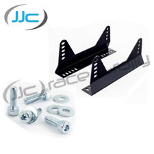 Bucket Seat Side Mounts/Bracket Kit - OMP Sparco Cobra Race/Rally/FIA/MSA Pair