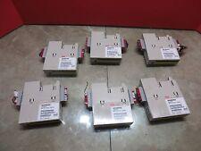 SIEMENS E-MODUL COMPACT UNIT DMP 16 1P 6FC5111-0CA01-0AA0 CNC LOT OF 6