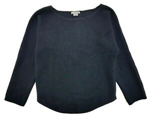 Vince Black Wool Blend Pullover Sweater Size XS Womens Top