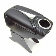 Armrest Centre Console Leather For Opel Agila Antara Astra Combo Corsa Carbon