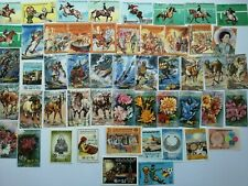 100 Different Libya Stamp Collection