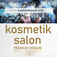 kosmetiksalon.info TOP DOMAIN FÜR KOSMETIK SALON BEAUTY STUDIO KOSMETIKINSTITUT