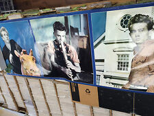 1987 james Dean Rebel without a Cause awesome vintage door art poster PBX3262
