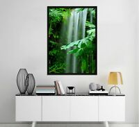 Details about  /3D Cloudy Stone Sea 1 Framed Poster Home Decor Print Painting Art AJ WALLPAPER