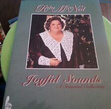 Rita MacNeil - Joyful Sounds : A Seasonal Collection (1996, Songbook Sheet Music